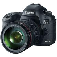 Canon EOS 5D Mark III Digital Camera Kit with Canon 24-105mm f/4L IS USM AF Lens at Sears.com