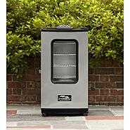 Masterbuilt 30 In. Electric Smoker with Window and Remote at Sears.com