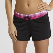 Tropical Escape Women's Swim Shorts - Hawaiian Ocean at Sears.com