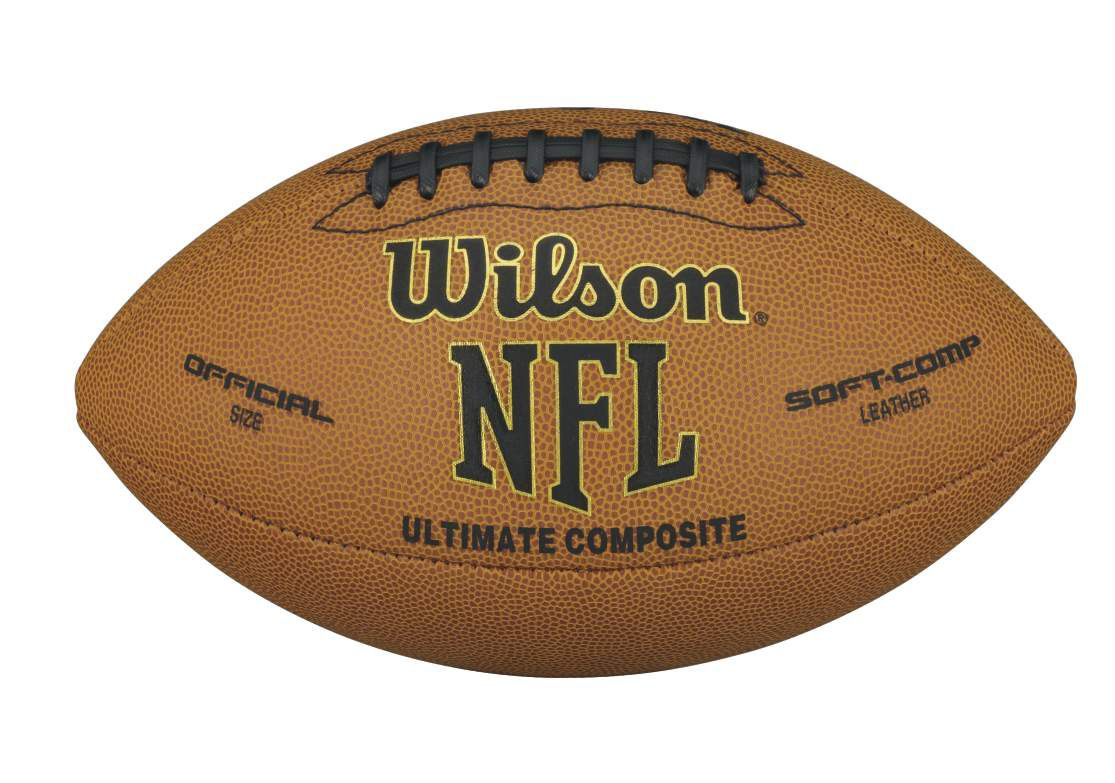 NFL Ultimate Official Size Composite Football