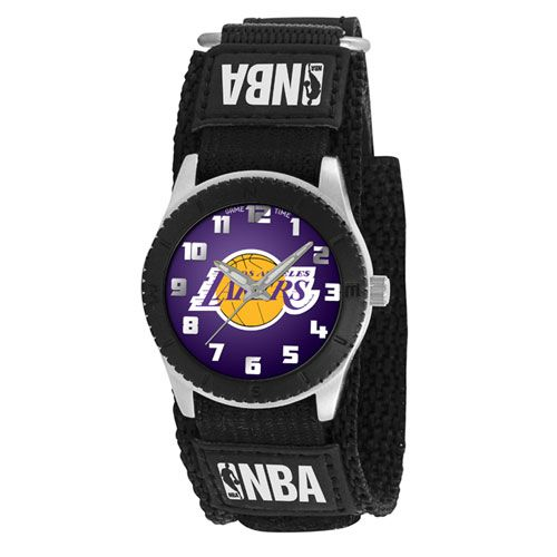 LOS ANGELESLAKERS ROOKIE BLACK Sports watch