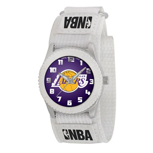 LOS ANGELES LAKERS ROOKIE WHITE Sports watch