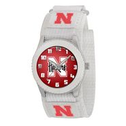 COLLEGE NEBRASKA ROOKIE WHITE SPORTS WATCH at Kmart.com