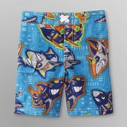 Joe Boxer Infant & Toddler Boy's Sharks Swim Shorts at Sears.com