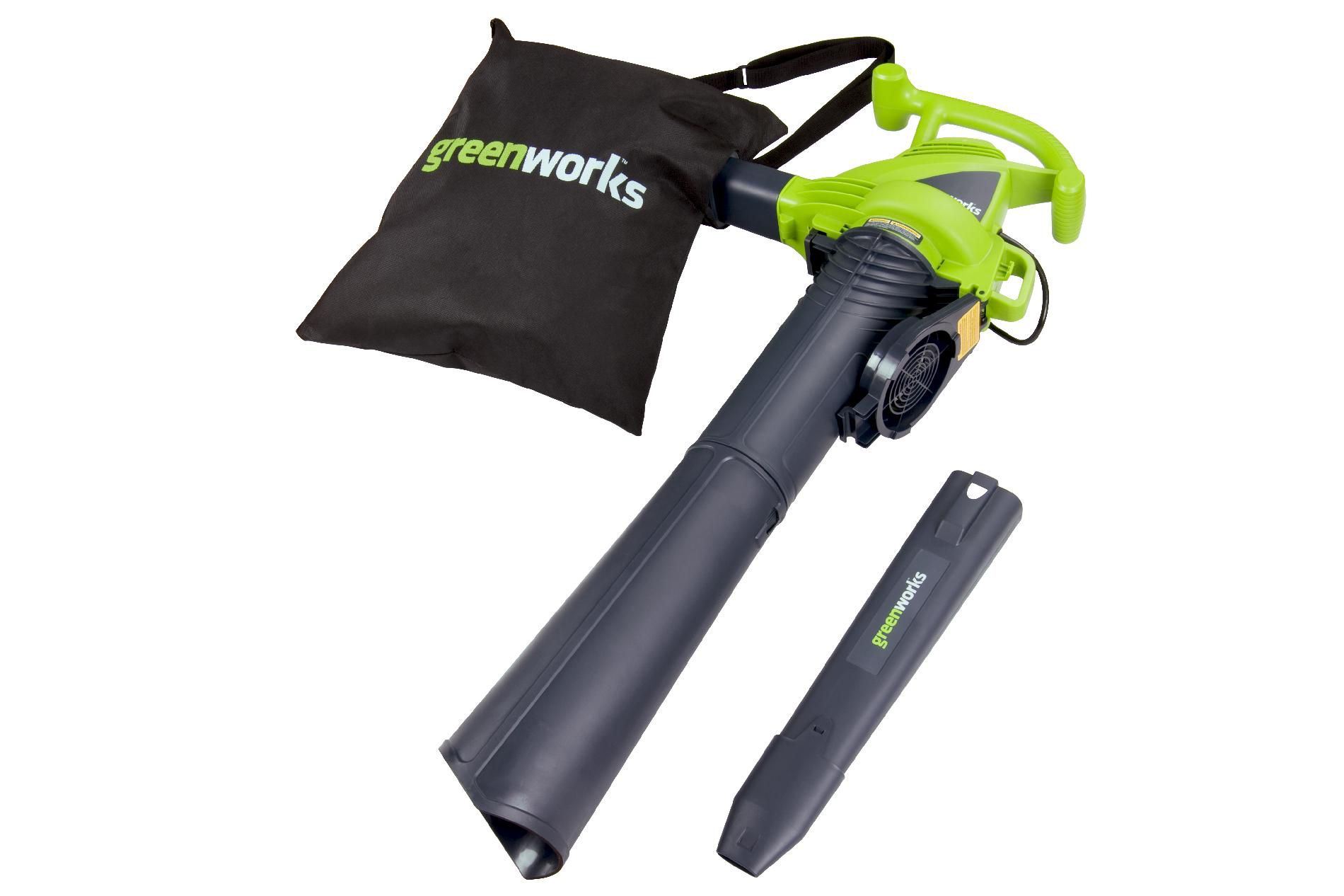 Greenworks 12 AH 2 Speed Electric Blower