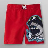 Joe Boxer Toddler Boy's Swimsuit - Pirate Shark at Sears.com