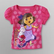 Nickolodeon Dora the Explorer Toddler Girl's Graphic T-Shirt at Sears.com