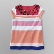 Toughskins Infant & Toddler Girl's Sequin Tunic - Striped at Sears.com