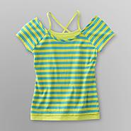 Canyon River Blues Girl's Striped Top - Layered Look at Kmart.com