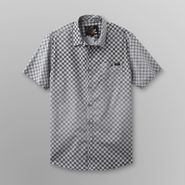 Amplify Young Men's Short Sleeve Shirt - Checkered at Sears.com