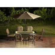 Agio Bella Luna Lighted Dining Set Bundle at Sears.com