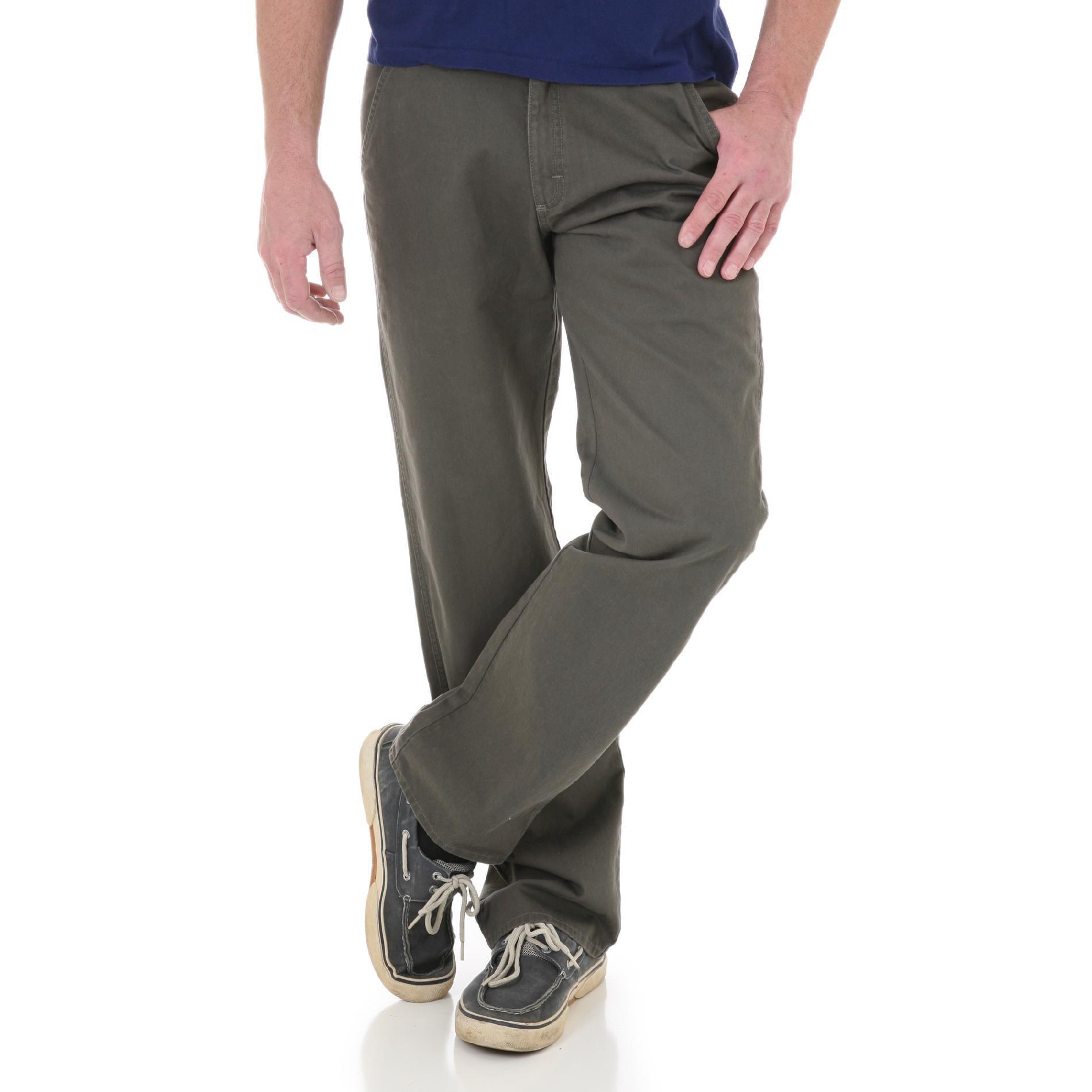 Wrangler Men's Olive Pants at Kmart.com