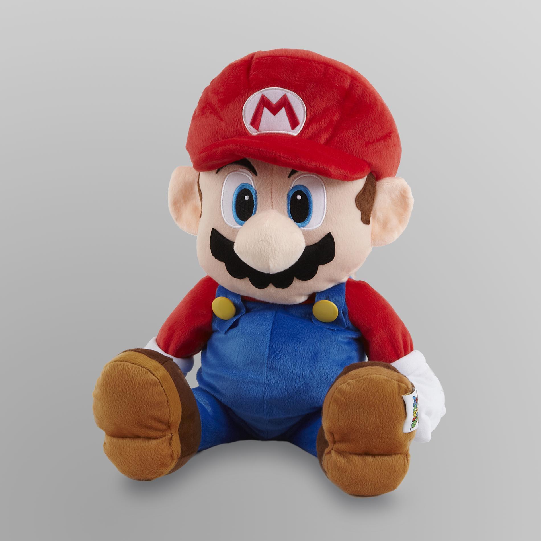 Super Mario Boy's Cuddle Pillow