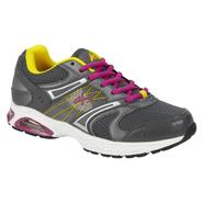 Athletech Women's Ath Sky-way Athletic  Shoe - Grey at Kmart.com