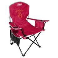 Coleman NCAA USC Trojans Folding Cooler Chair with Carrying Case at Sears.com