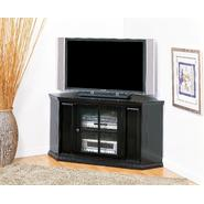 "Leick Riley Holliday Black Rub 46"" Corner TV Stand at Kmart.com"