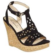 Metaphor Women's Pyramid Sandal - Black at Kmart.com