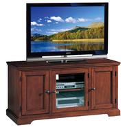 "Leick Riley Holliday Westwood 50"" TV Stand with Storage- Brown Cherry at Kmart.com"