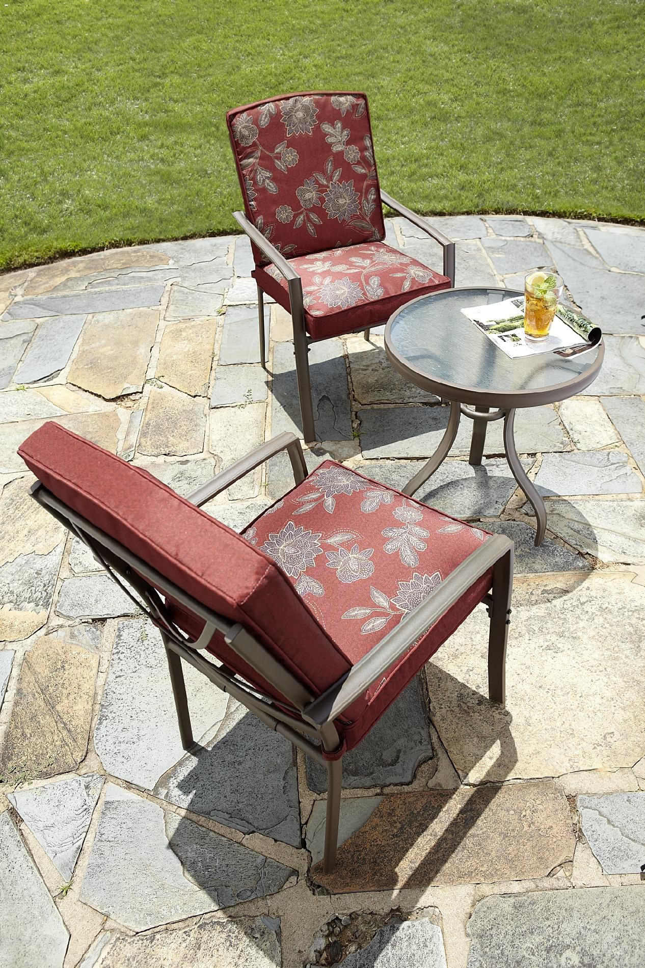 Dagny 3pc Bistro Set