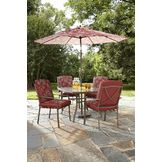 Garden Oasis Dagny 4ct Cushioned Chairs at mygofer.com