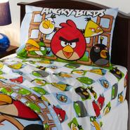 Angry Birds 3 Pc. Twin Sheet Set at Sears.com