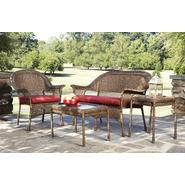 Garden Oasis 4pc Fox River Stackable Casual Seating Set Bundle at Kmart.com