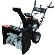 Power Smart 7651A 24-Inch 208CC LCT Gas Powered Two Stage Snow Thrower With Electric Start at Kmart.com