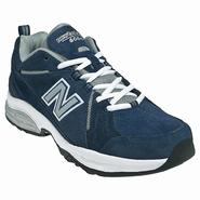 New Balance Mens 608V3 Cross Training Athletic Shoe Wide Width - Navy at Sears.com