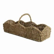 Trade Associates Group SCALLOPED SEAGRASS BASKET at Kmart.com