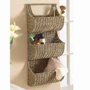 Trade Associates Group SEAGRASS 3-PART WALL BASKET at Sears.com