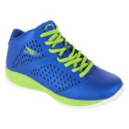 CATAPULT Men's Bounce Athletic Shoe - Blue/Lime - Every Day Great Price at Kmart.com