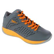 CATAPULT Men's Bounce Athletic Shoe - Grey/Orange - Every Day Great Price at Kmart.com