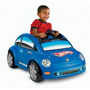 Power Wheels Hot Wheels VW Beetle at Kmart.com