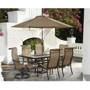 Jaclyn Smith Today 7pc Brookner Dining Set Bundle at Kmart.com