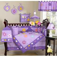 Sweet Jojo Designs Daisies Collection 9pc Crib Bedding Set at Sears.com