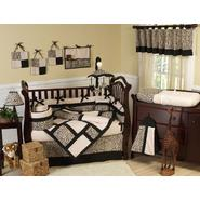 Sweet Jojo Designs Animal Safari Collection 9pc Crib Bedding Set at Kmart.com