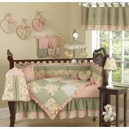 Sweet Jojo Designs Annabel Collection 9pc Crib Bedding Set at Sears.com