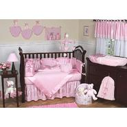 Sweet Jojo Designs Chenille Pink Collection 9pc Crib Bedding Set at Sears.com