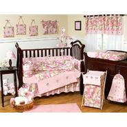 Sweet Jojo Designs Camo Pink Collection 9pc Crib Bedding Set at Kmart.com
