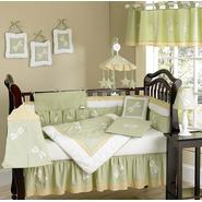 Sweet Jojo Designs Green Dragonfly Dreams Collection 9pc Crib Bedding Set at Sears.com