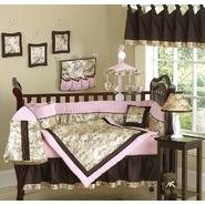 Sweet Jojo Designs Abby Rose Collection 9pc Crib Bedding Set at Kmart.com