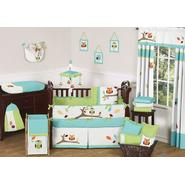 Sweet Jojo Designs Hooty Collection 9pc Crib Bedding Set at Sears.com