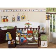 Sweet Jojo Designs Jungle Time Collection 9pc Crib Bedding Set at Kmart.com