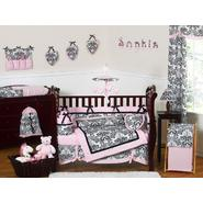 Sweet JoJo Designs Sophia Collection Bedding & Laundry Hamper Bundle at Sears.com