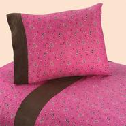 Sweet Jojo Designs Cowgirl Collection Twin Sheet Set at Kmart.com