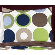 Sweet Jojo Designs Designer Dot Collection Standard Pillow Sham at Kmart.com