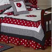 Sweet Jojo Designs Little Ladybug Collection Toddler Bed Skirt at Kmart.com