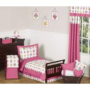 Owl Pink Collection Bedding & Decor Bundle at Sears.com