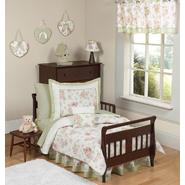 Sweet Jojo Designs Riley's Roses Collection 5pc Toddler Bedding Set at Kmart.com