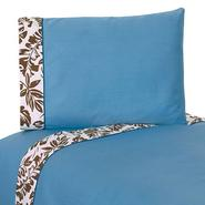 Sweet Jojo Designs Surf Blue Collection Twin Sheet Set at Kmart.com